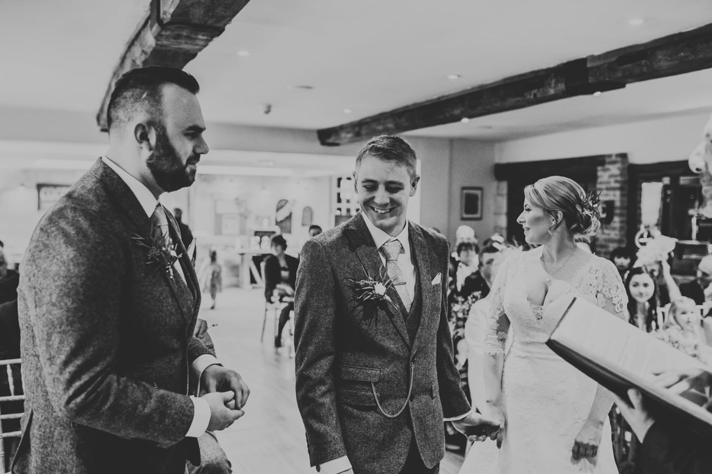 Emily and Rich, Moonraker Hotel, Wiltshire 42