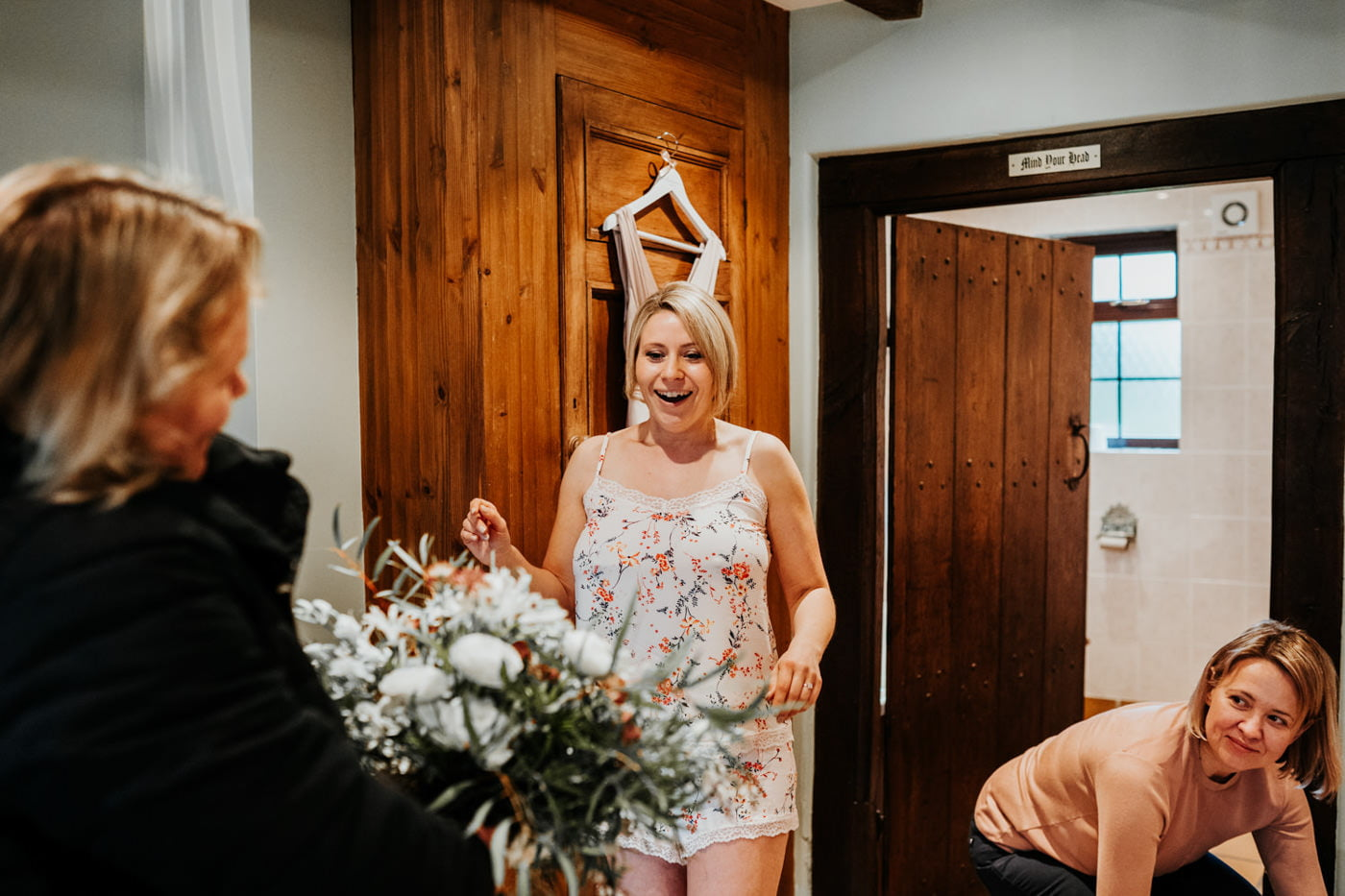 Emily and Rich, Moonraker Hotel, Wiltshire 18