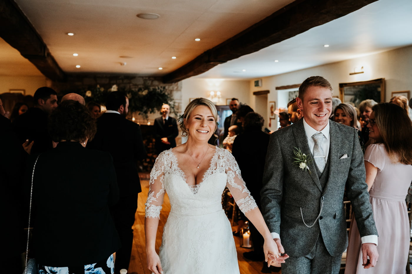 Emily and Rich, Moonraker Hotel, Wiltshire 56