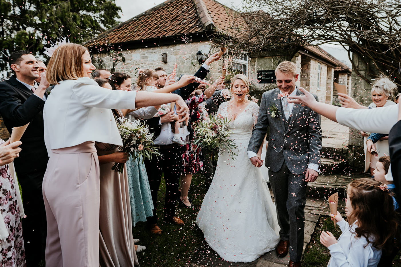 Emily and Rich, Moonraker Hotel, Wiltshire 41