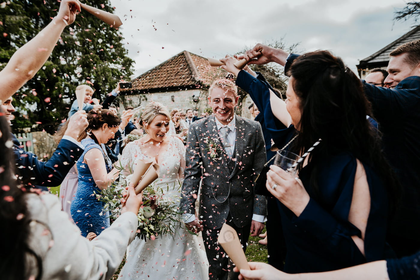Emily and Rich, Moonraker Hotel, Wiltshire 31