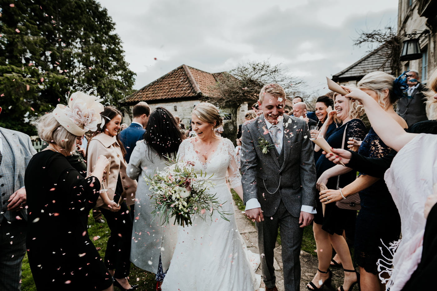 Emily and Rich, Moonraker Hotel, Wiltshire 37