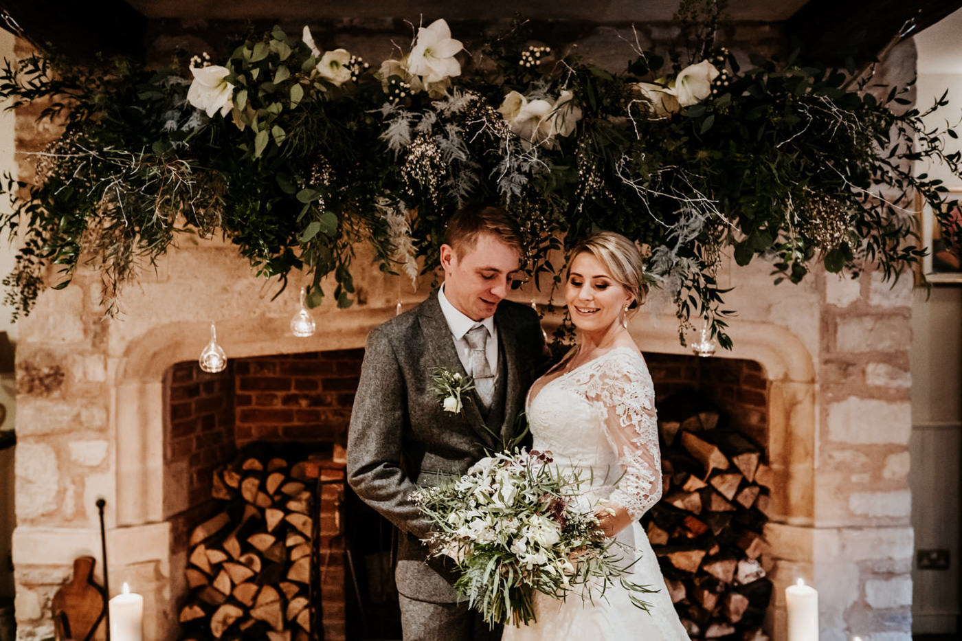 Emily and Rich, Moonraker Hotel, Wiltshire 70