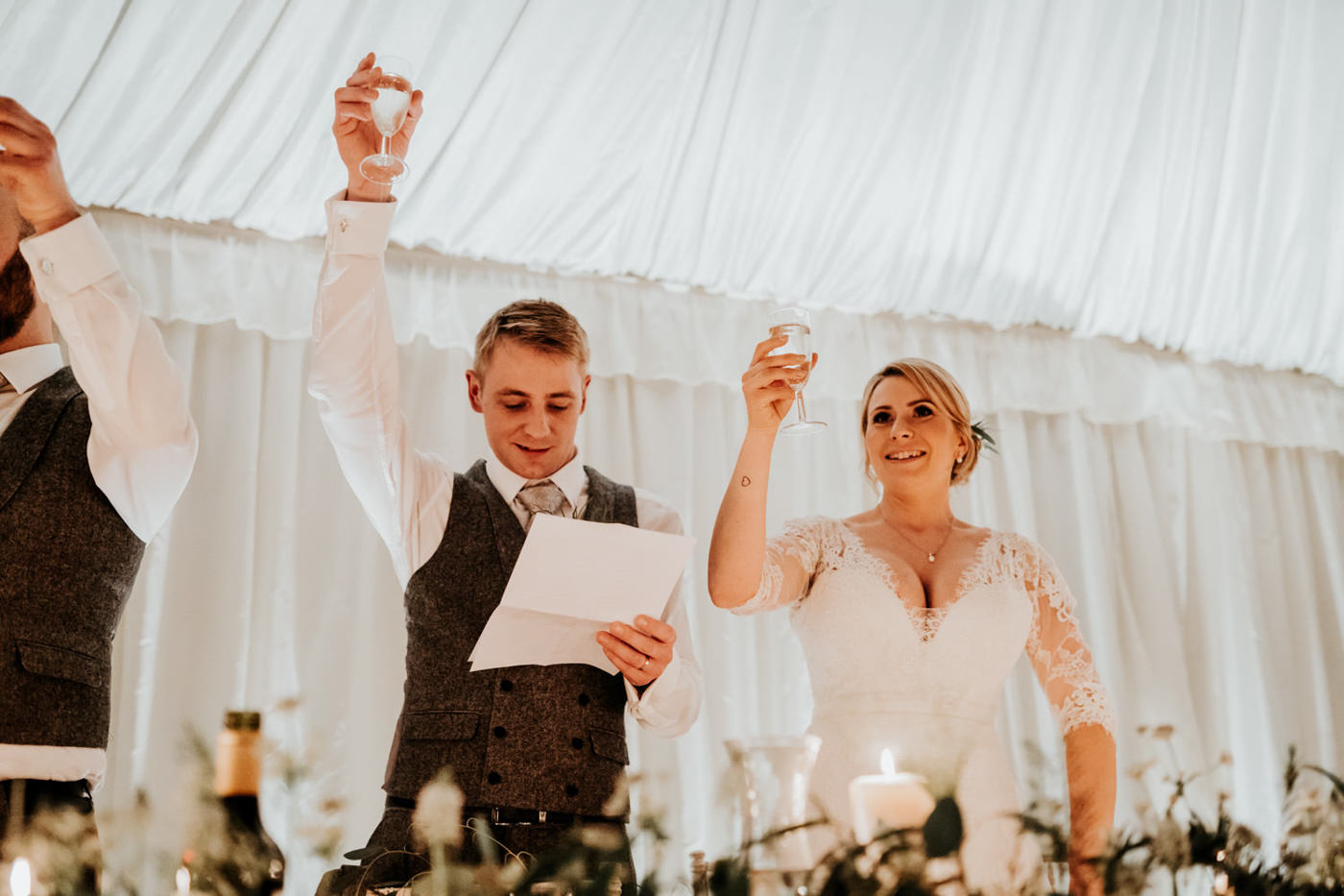 Emily and Rich, Moonraker Hotel, Wiltshire 1