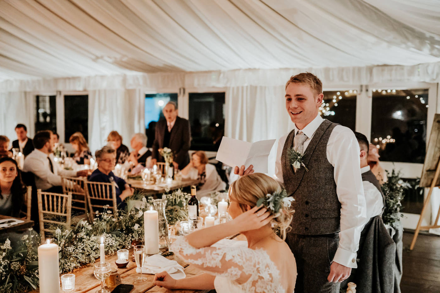 Emily and Rich, Moonraker Hotel, Wiltshire 21