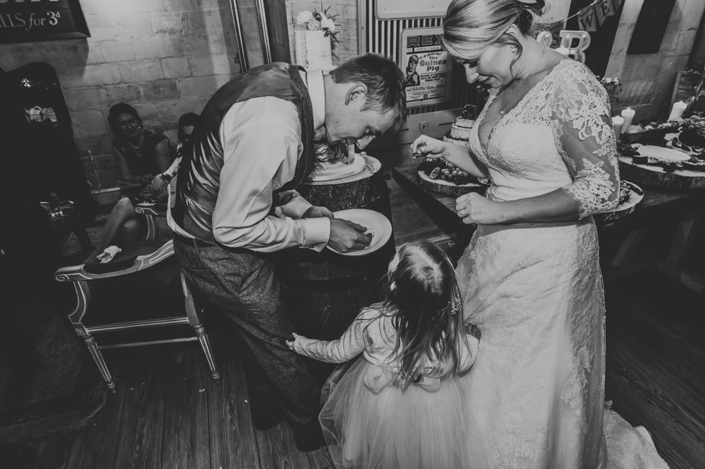 Emily and Rich, Moonraker Hotel, Wiltshire 12