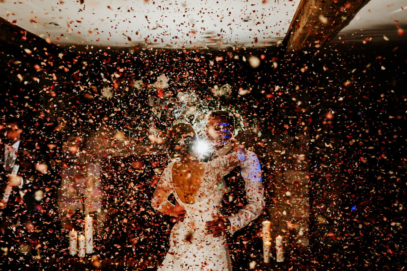 Emily and Rich, Moonraker Hotel, Wiltshire 55