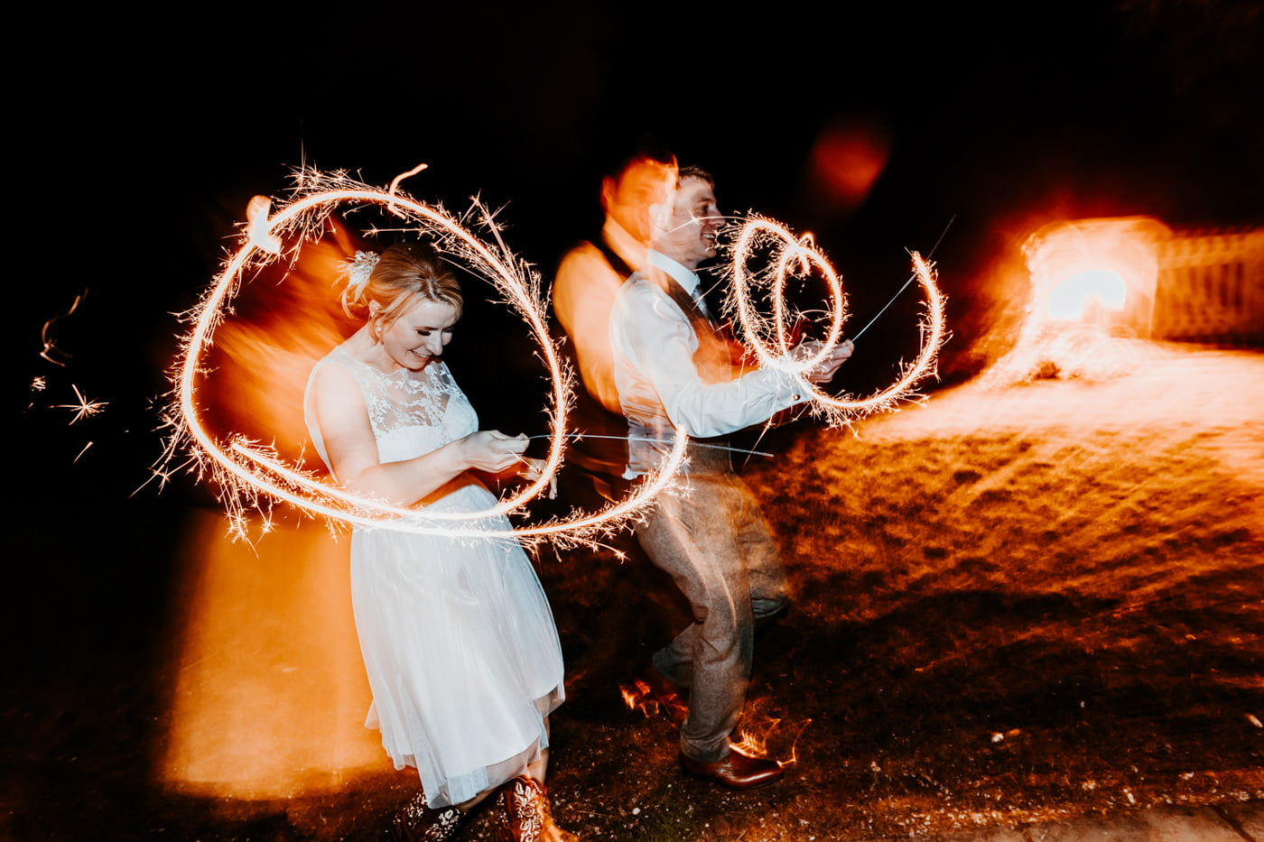 Emily and Rich, Moonraker Hotel, Wiltshire 38
