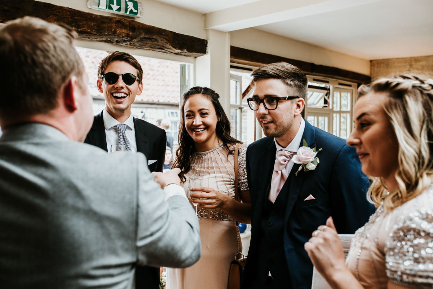 Olivia and James, Moonraker Hotel, Wiltshire 54