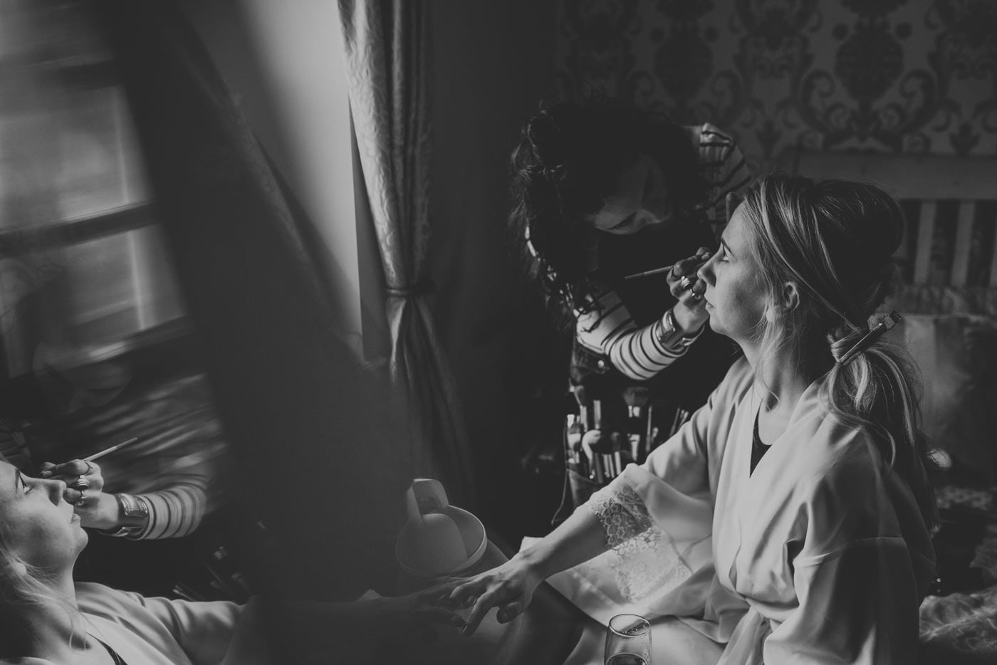 Kate and Chay, Northover Manor Hotel, Somerset 65