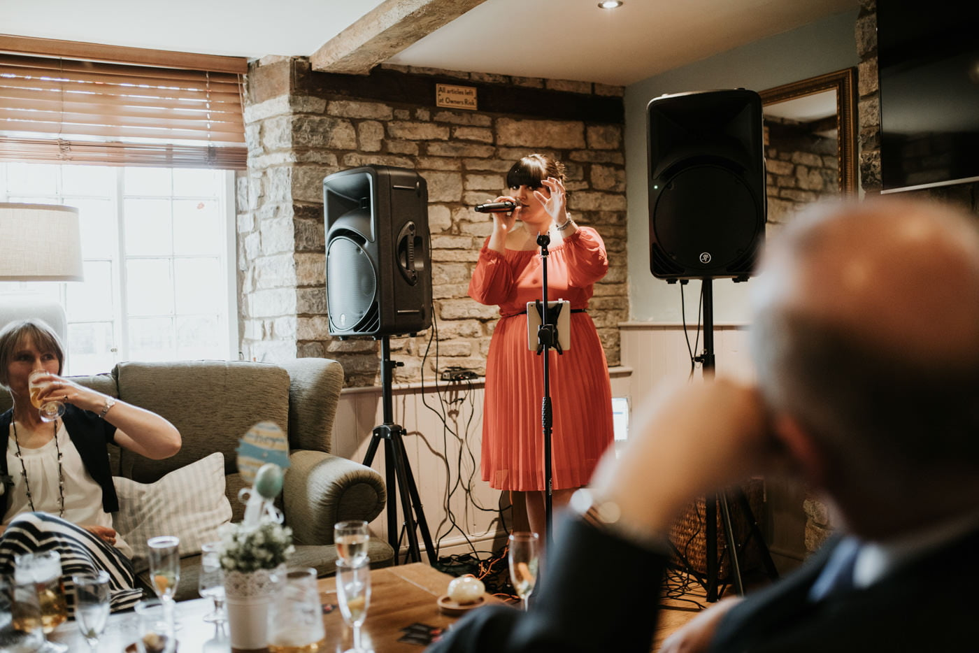 Kate and Chay, Northover Manor Hotel, Somerset 20