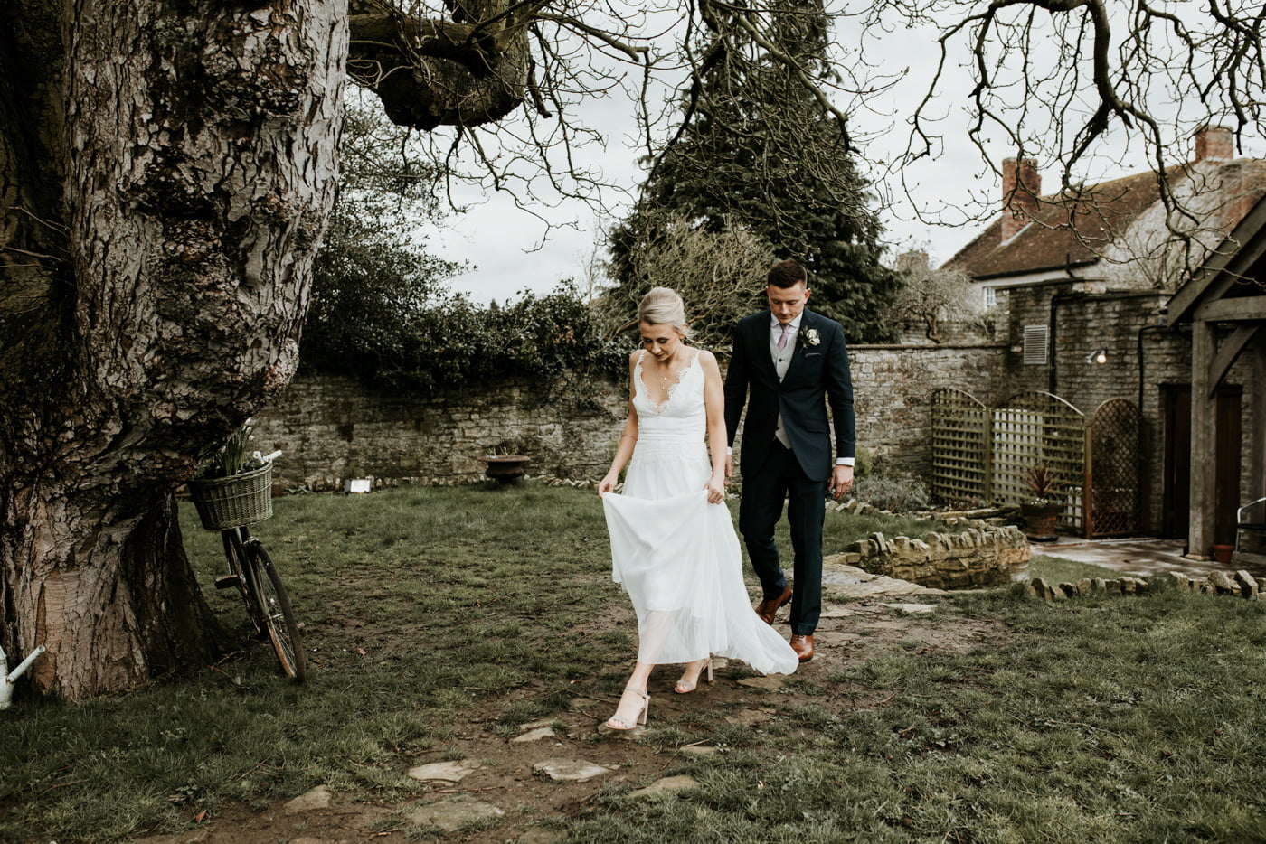 Kate and Chay, Northover Manor Hotel, Somerset 60