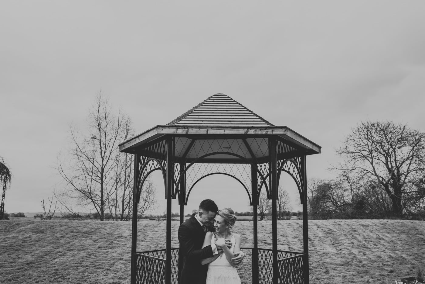 Kate and Chay, Northover Manor Hotel, Somerset 1