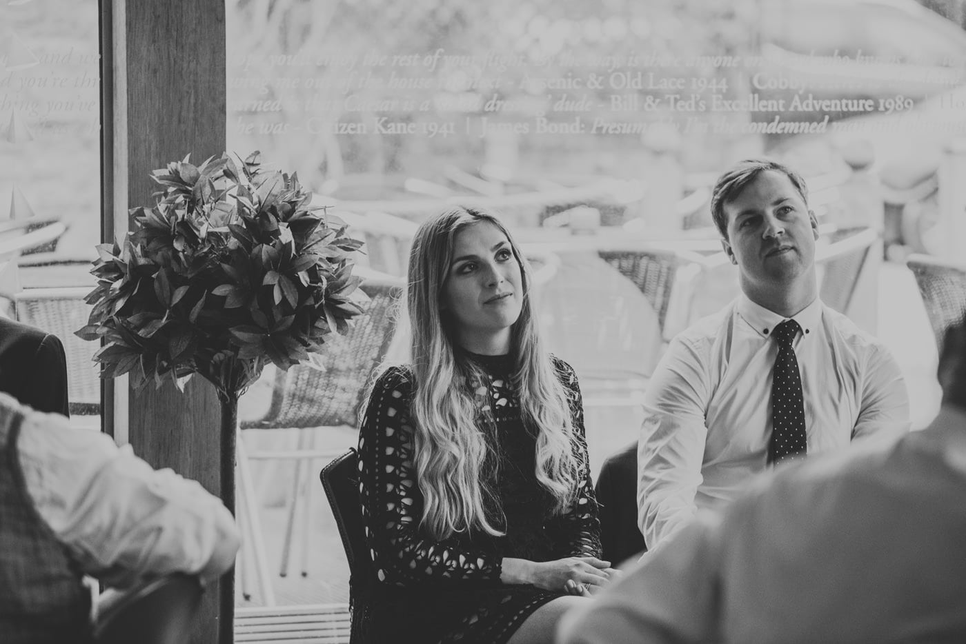 Kate and Chay, Northover Manor Hotel, Somerset 24