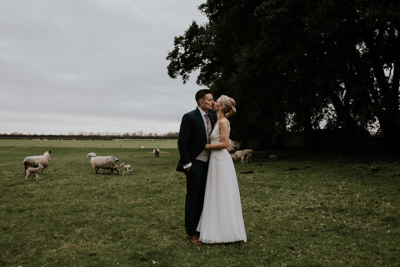 Kate and Chay, Northover Manor Hotel, Somerset 32