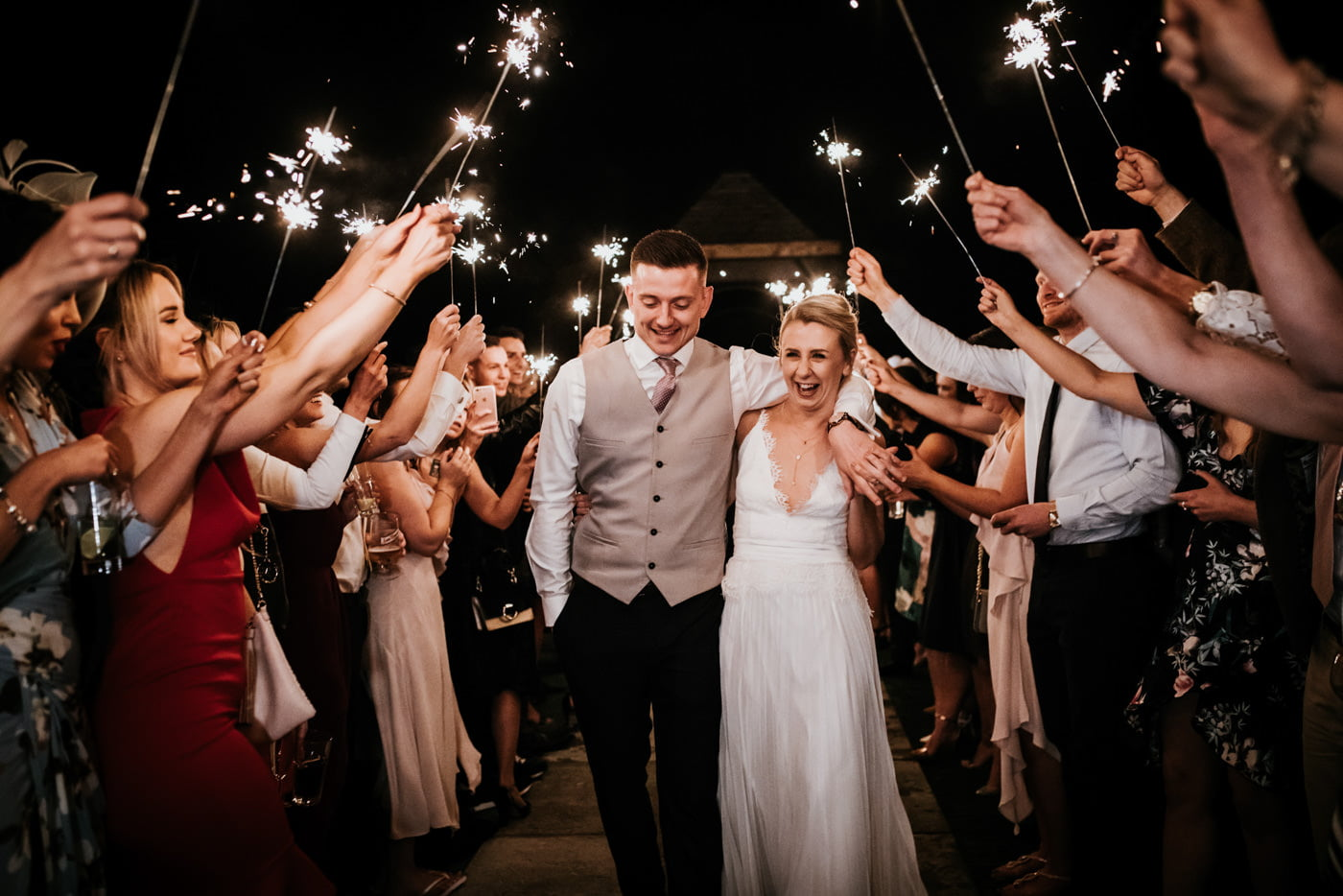 Kate and Chay, Northover Manor Hotel, Somerset 50
