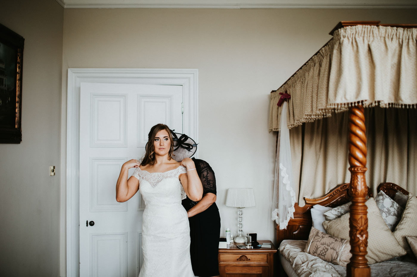 Chloe and Lewis, Orchardleigh House, Somerset 40