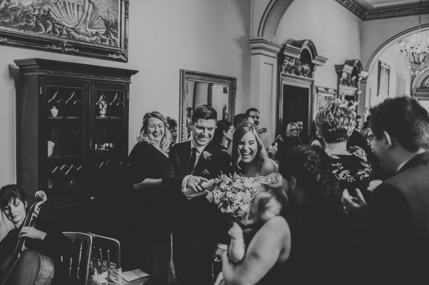 Chloe and Lewis, Orchardleigh House, Somerset 85