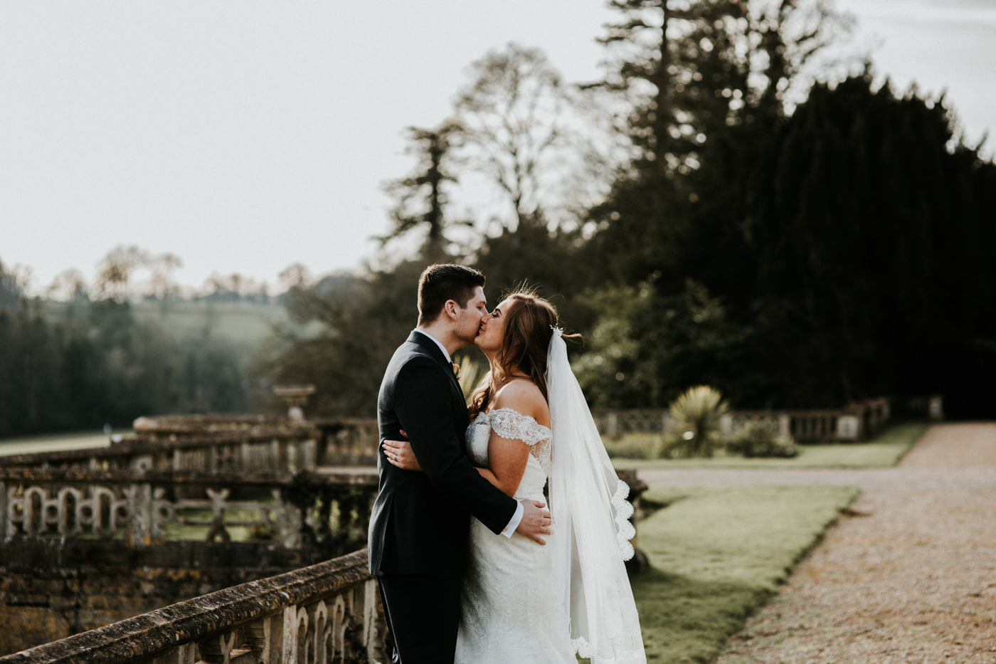 Chloe and Lewis, Orchardleigh House, Somerset 42