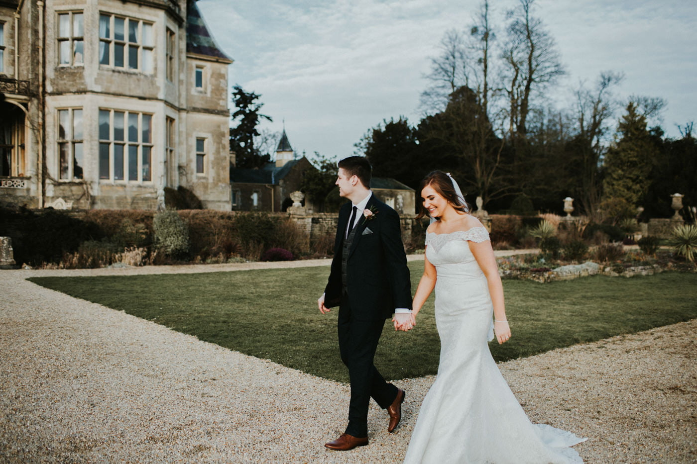 Chloe and Lewis, Orchardleigh House, Somerset 45