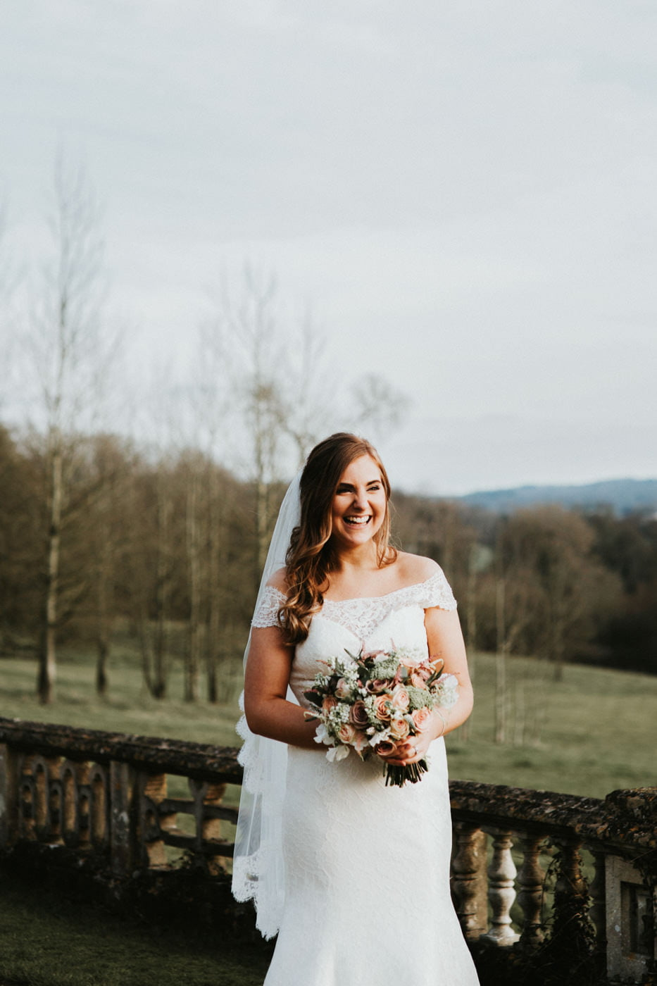 Chloe and Lewis, Orchardleigh House, Somerset 16