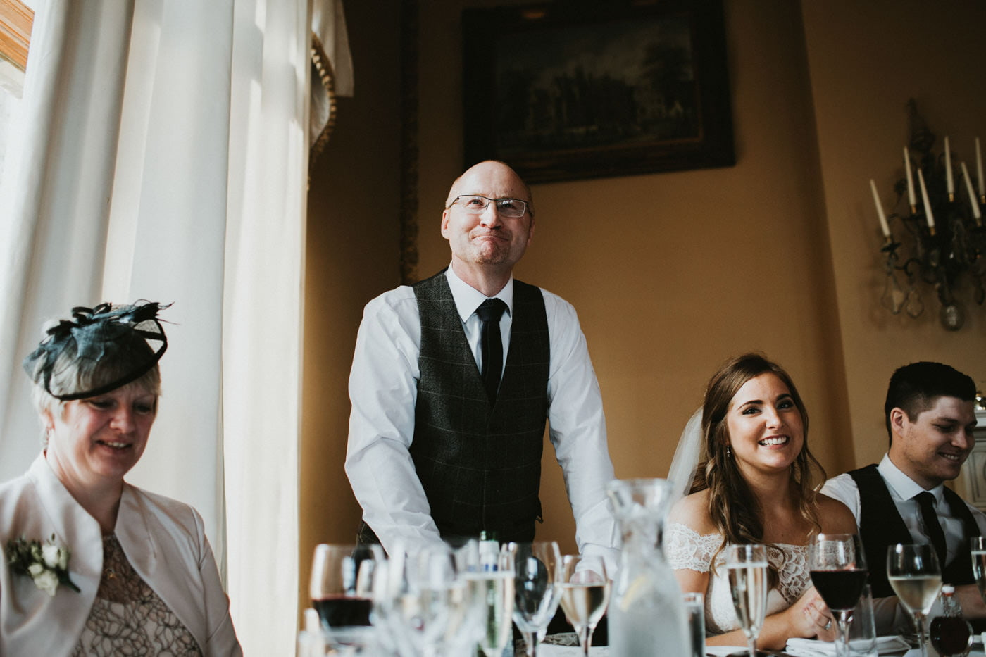 Chloe and Lewis, Orchardleigh House, Somerset 12