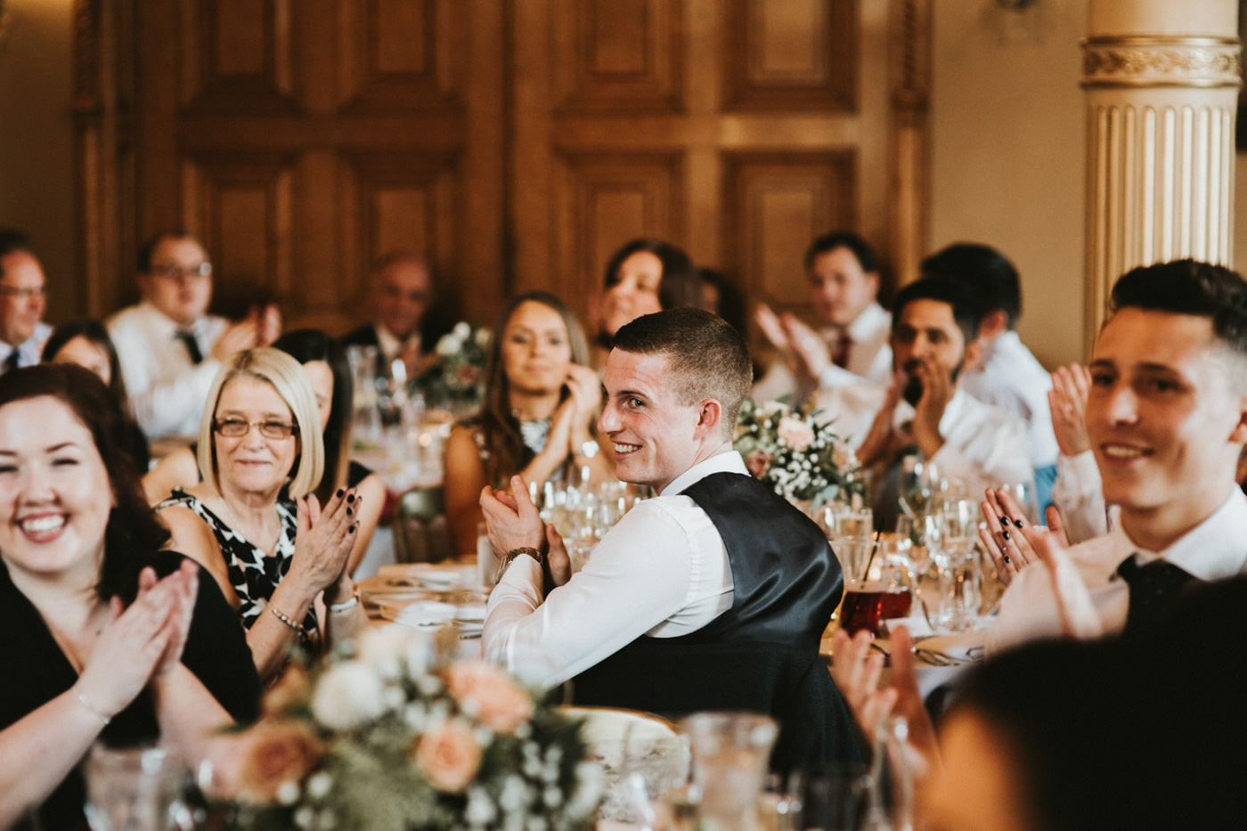 Chloe and Lewis, Orchardleigh House, Somerset 34