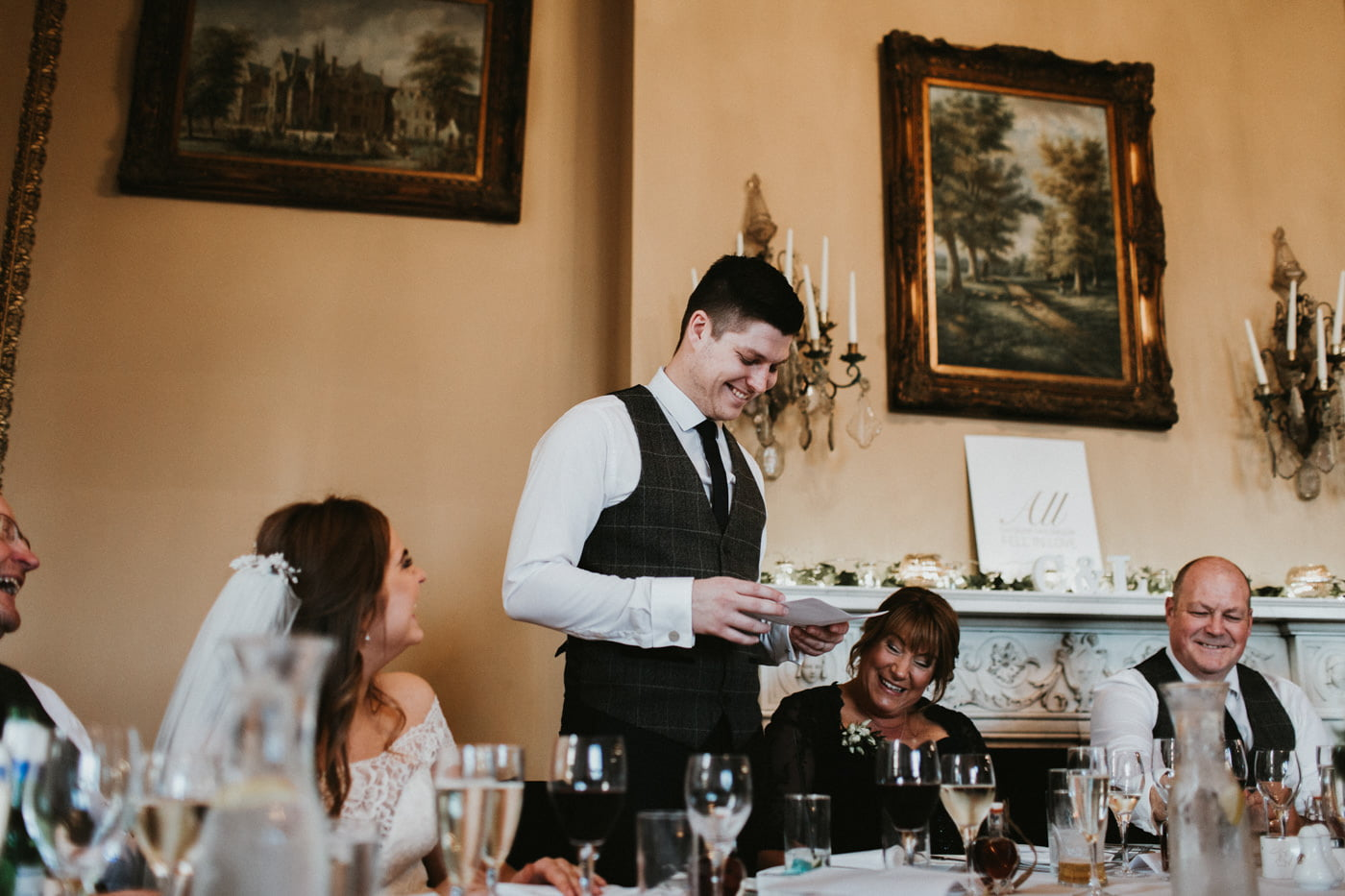 Chloe and Lewis, Orchardleigh House, Somerset 73