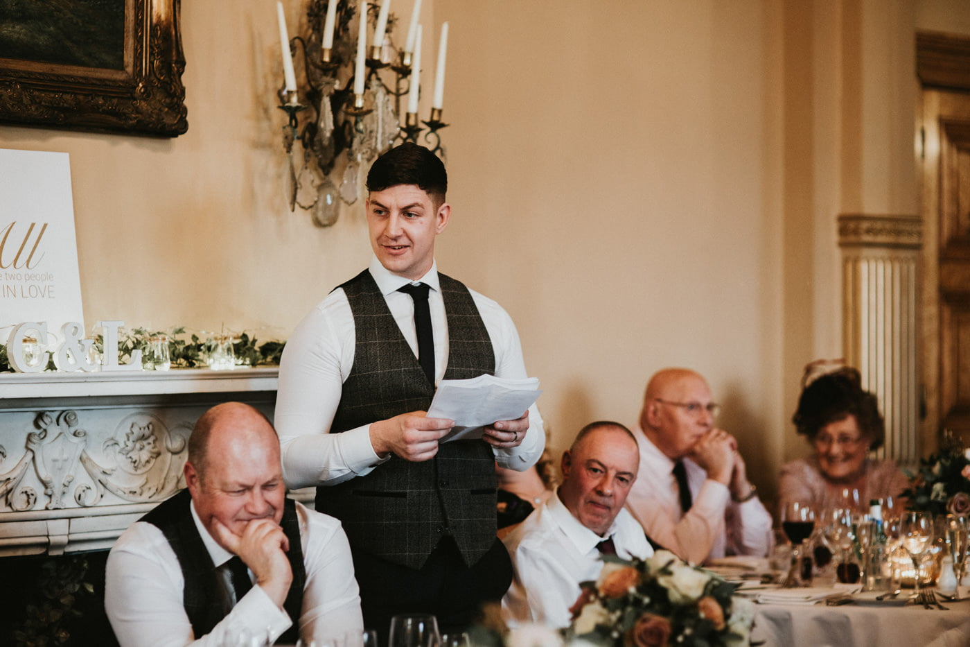 Chloe and Lewis, Orchardleigh House, Somerset 62
