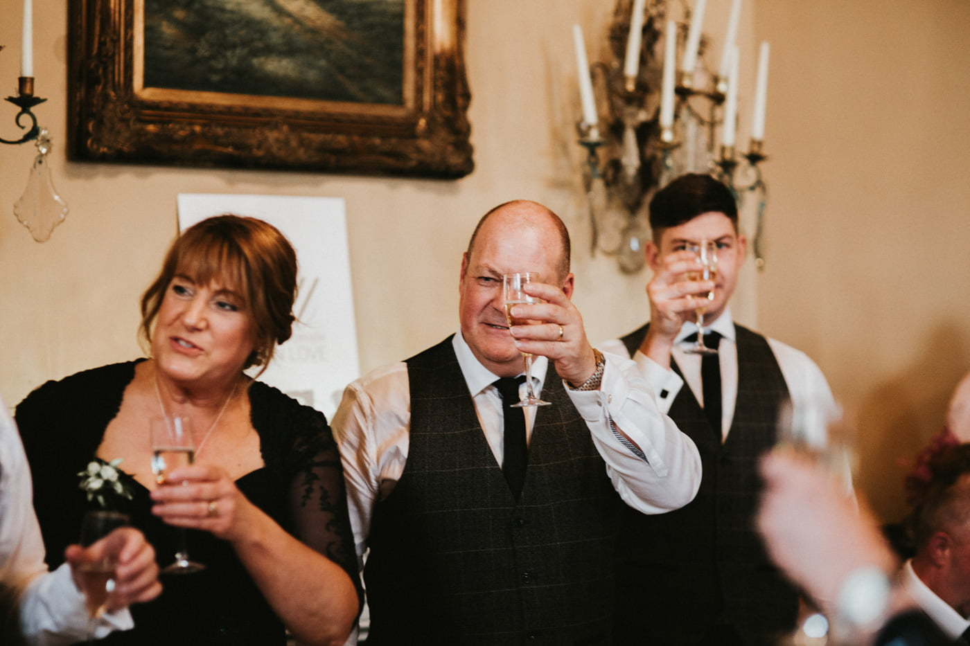 Chloe and Lewis, Orchardleigh House, Somerset 86