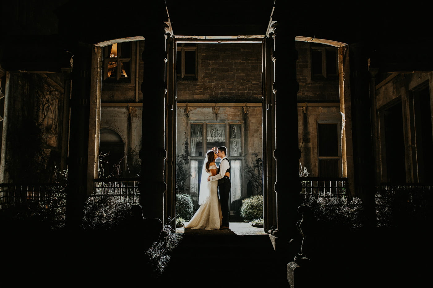 Chloe and Lewis, Orchardleigh House, Somerset 13