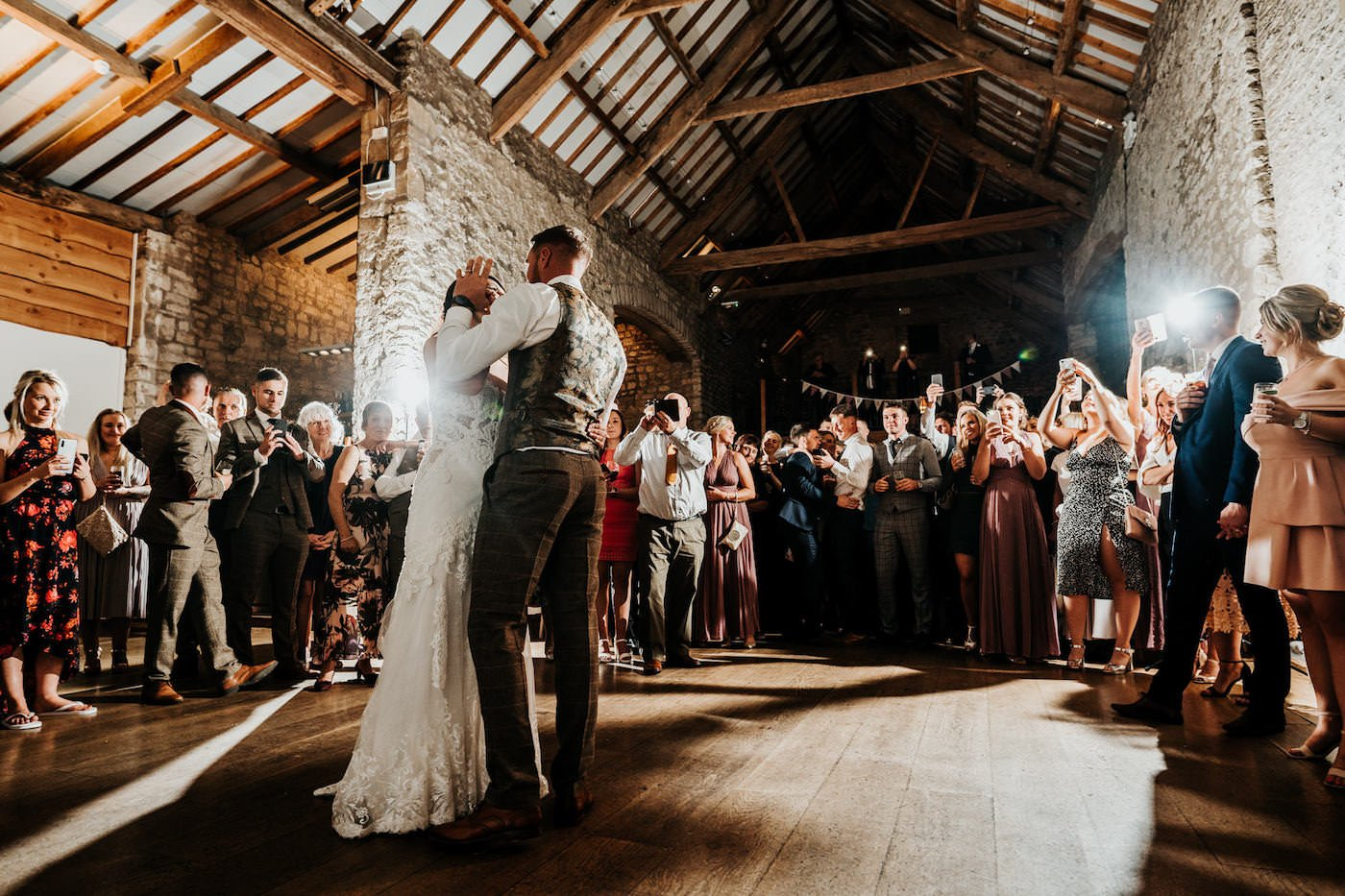 priston mill wedding dance floor