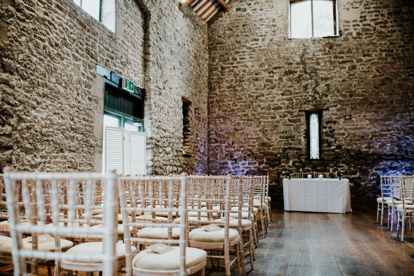 Hannah and Mark, Priston Mill Tythe Barn, Bath 14