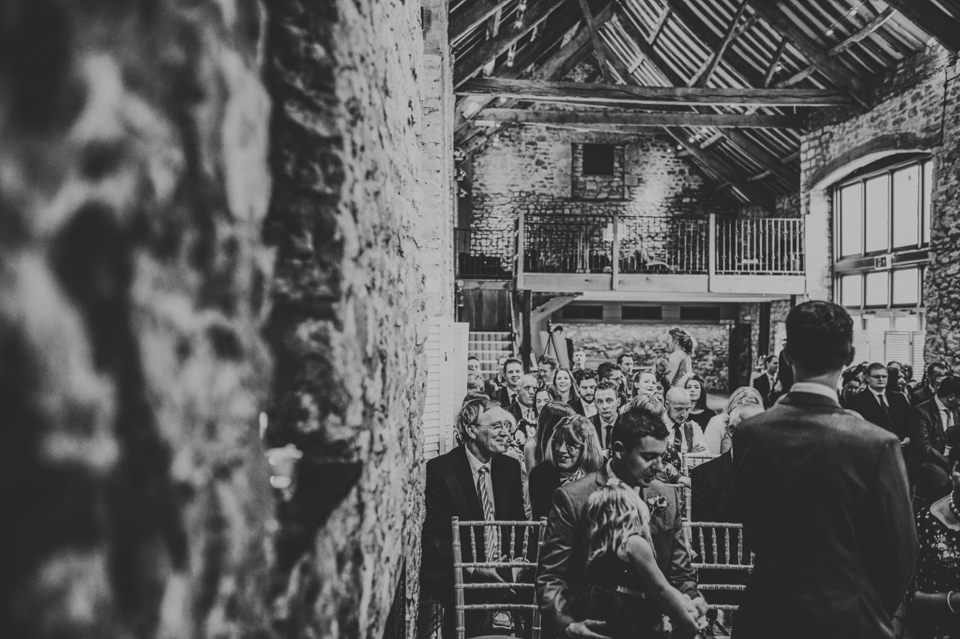 Hannah and Mark, Priston Mill Tythe Barn, Bath 22