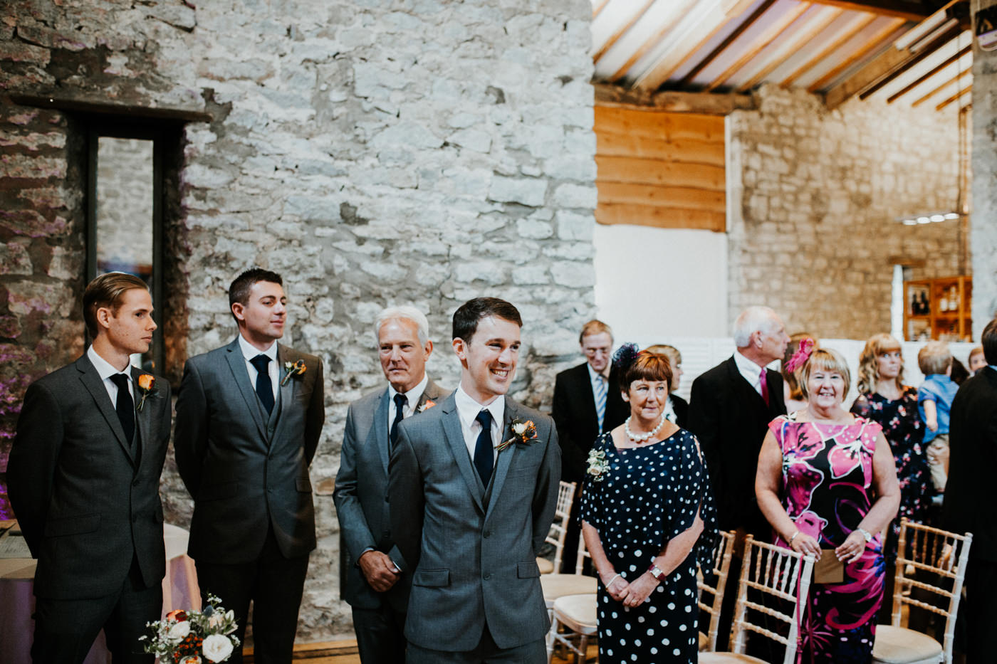 Hannah and Mark, Priston Mill Tythe Barn, Bath 39