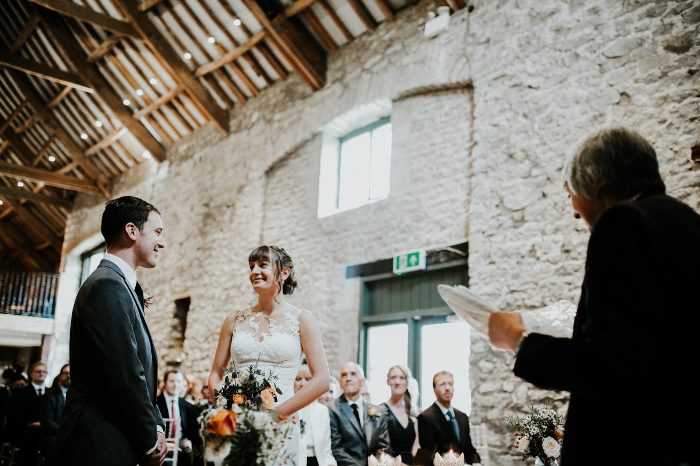 Hannah and Mark, Priston Mill Tythe Barn, Bath 90