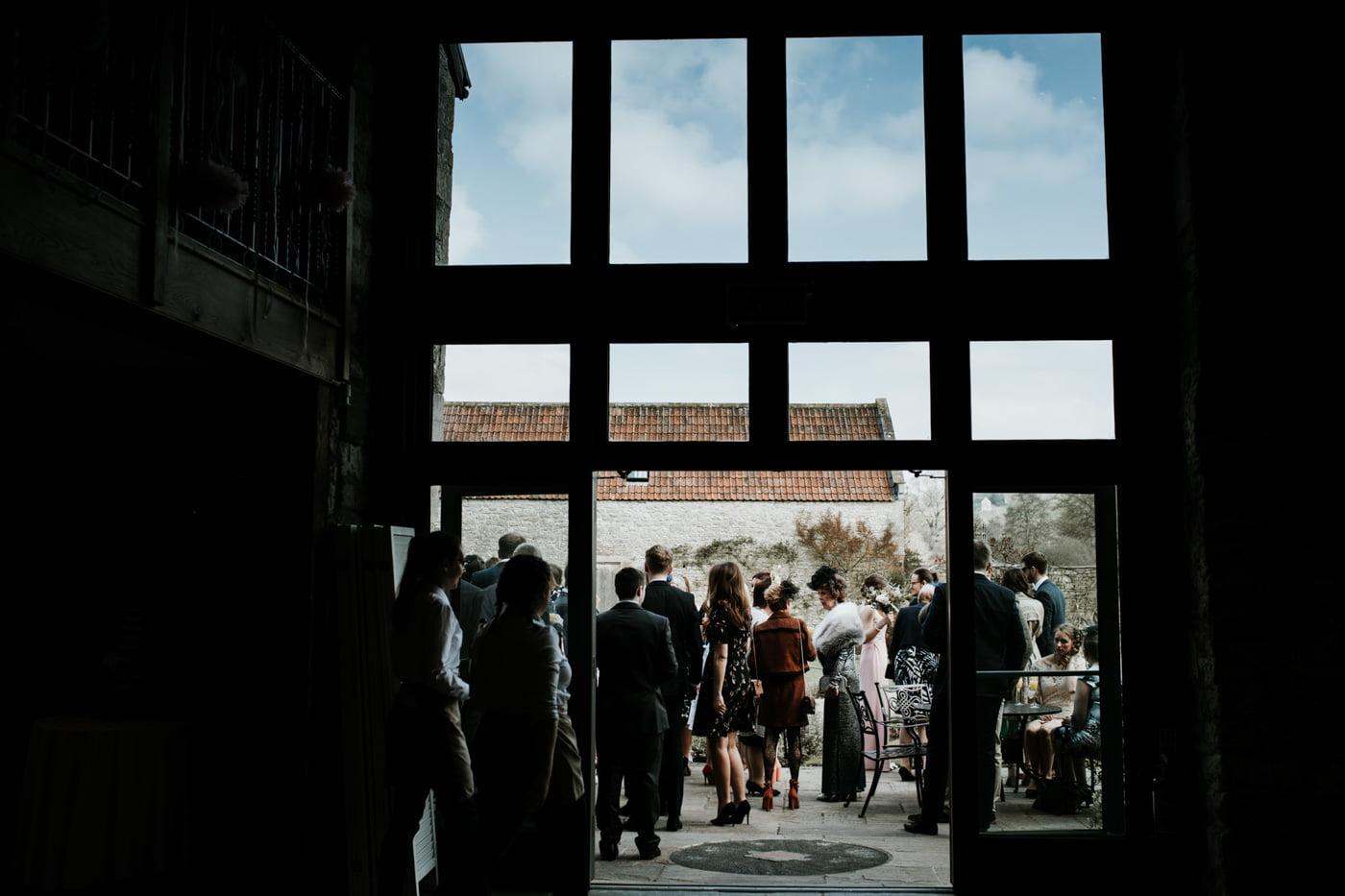 Lana and Tony, Priston Mill The Barn, Bath 100