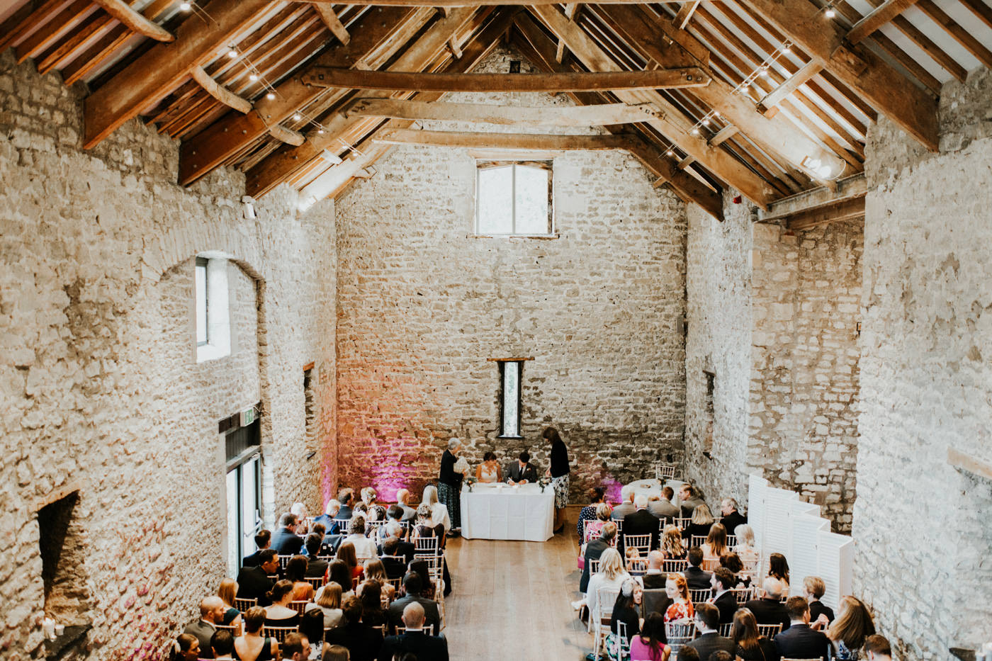 Hannah and Mark, Priston Mill Tythe Barn, Bath 86