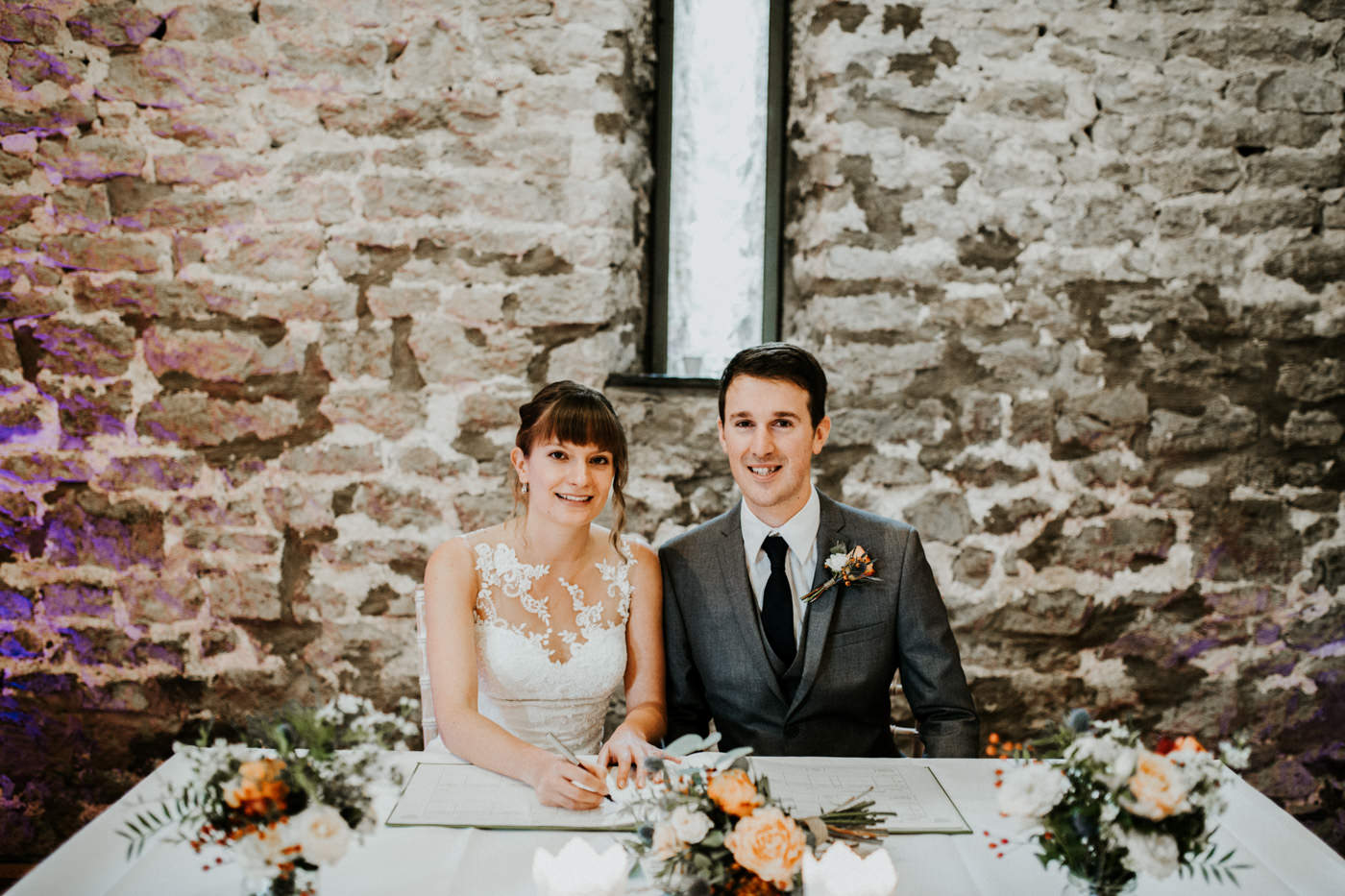 Hannah and Mark, Priston Mill Tythe Barn, Bath 3