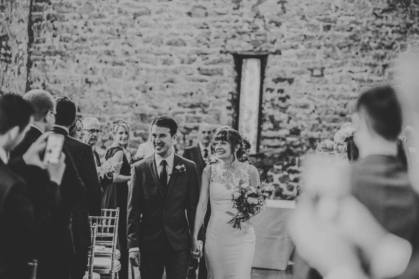 Hannah and Mark, Priston Mill Tythe Barn, Bath 4