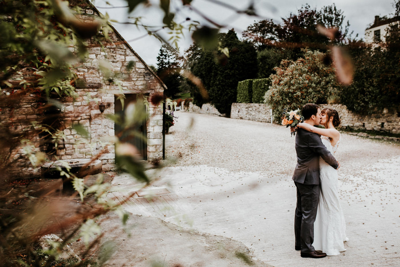 Hannah and Mark, Priston Mill Tythe Barn, Bath 60