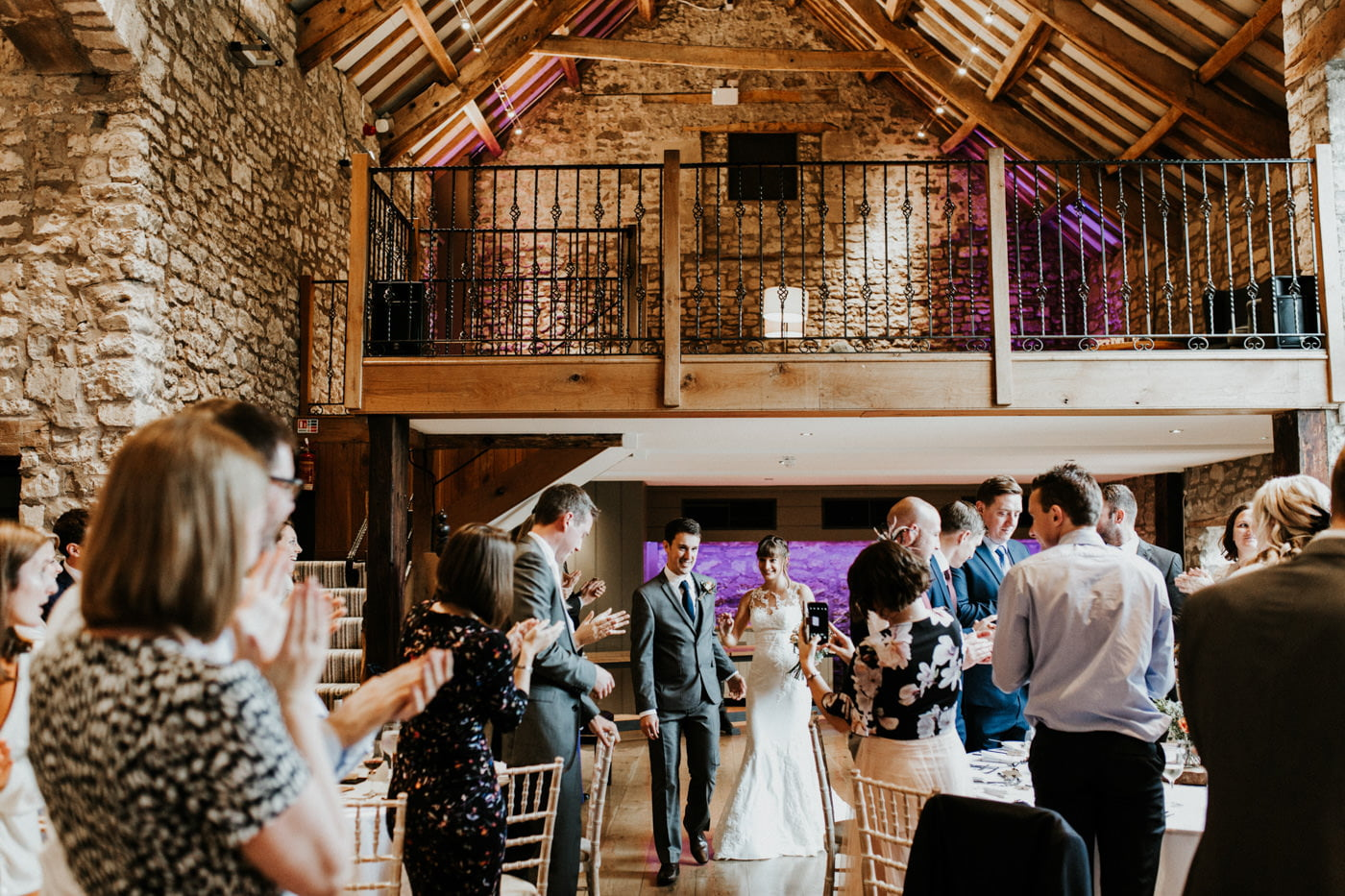 Hannah and Mark, Priston Mill Tythe Barn, Bath 41