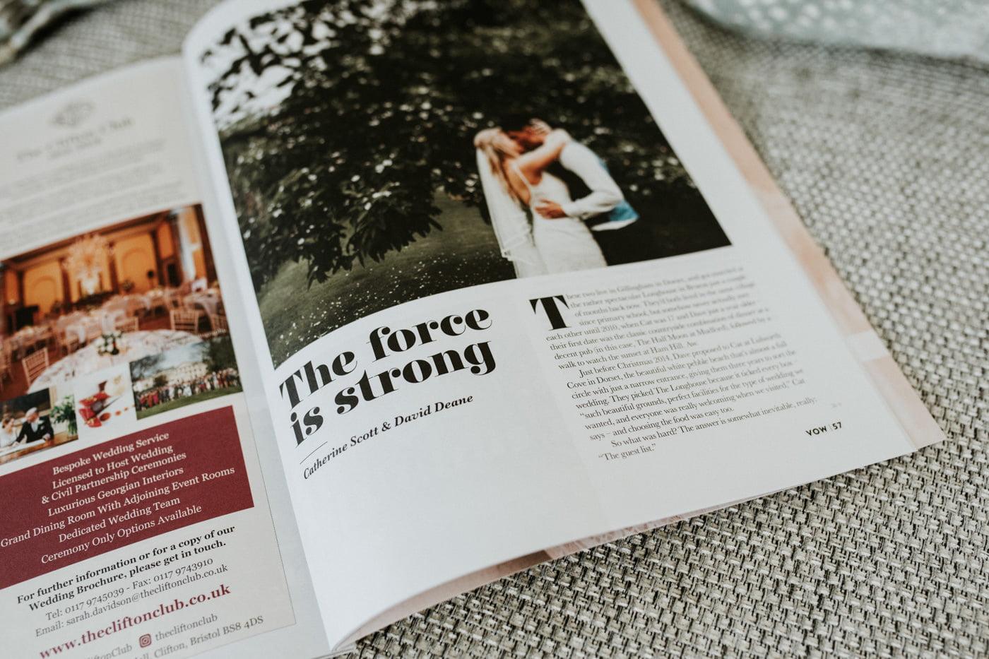 VOW Magazine issue 20 Featured 1