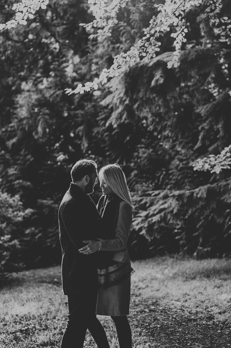 Katy and Alex, Westonbirt Arboretum Engagement Shoot 10