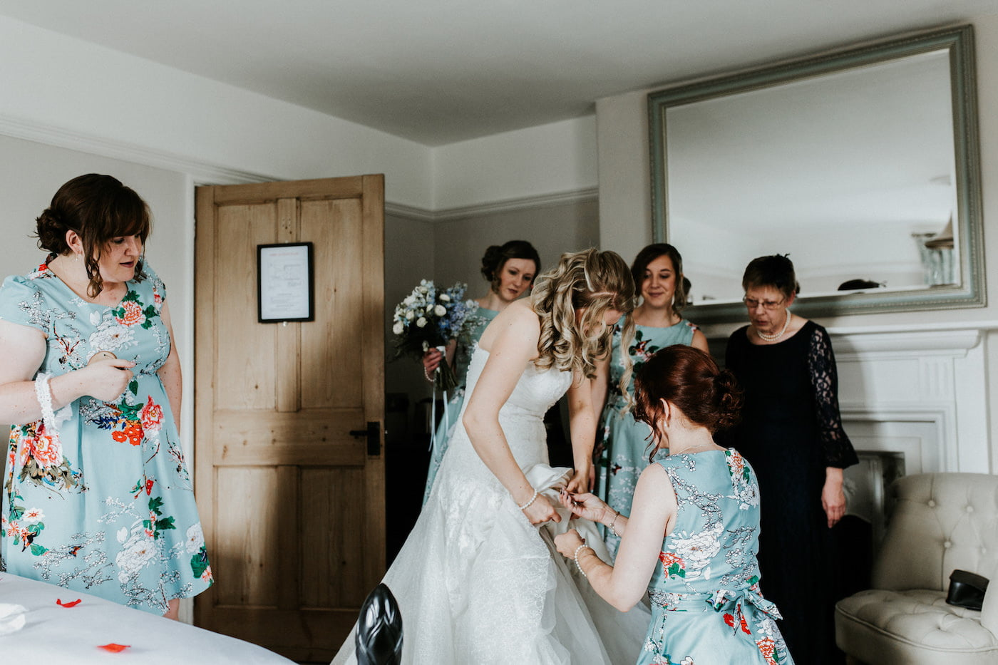Alex and Jen, Widbrook Grange, Wiltshire 33