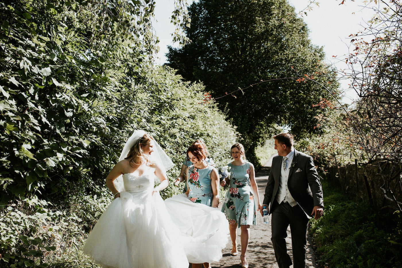Alex and Jen, Widbrook Grange, Wiltshire 2