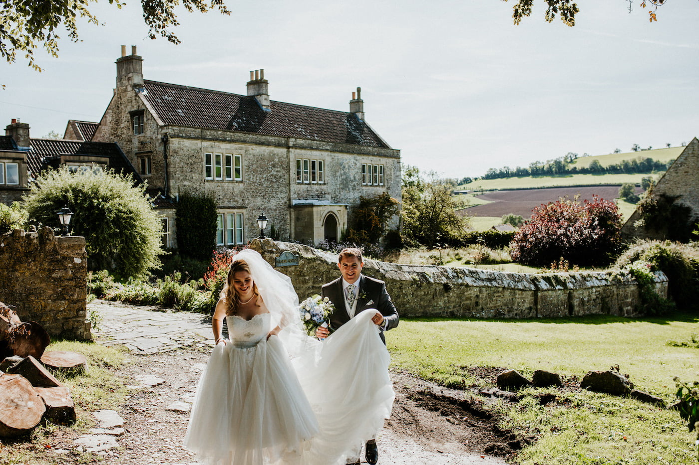 Alex and Jen, Widbrook Grange, Wiltshire 12