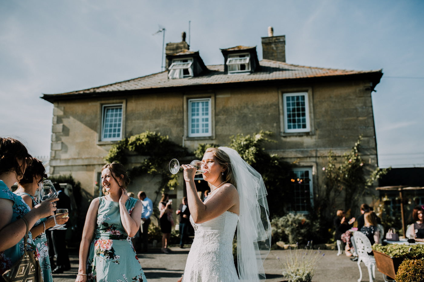 Alex and Jen, Widbrook Grange, Wiltshire 11