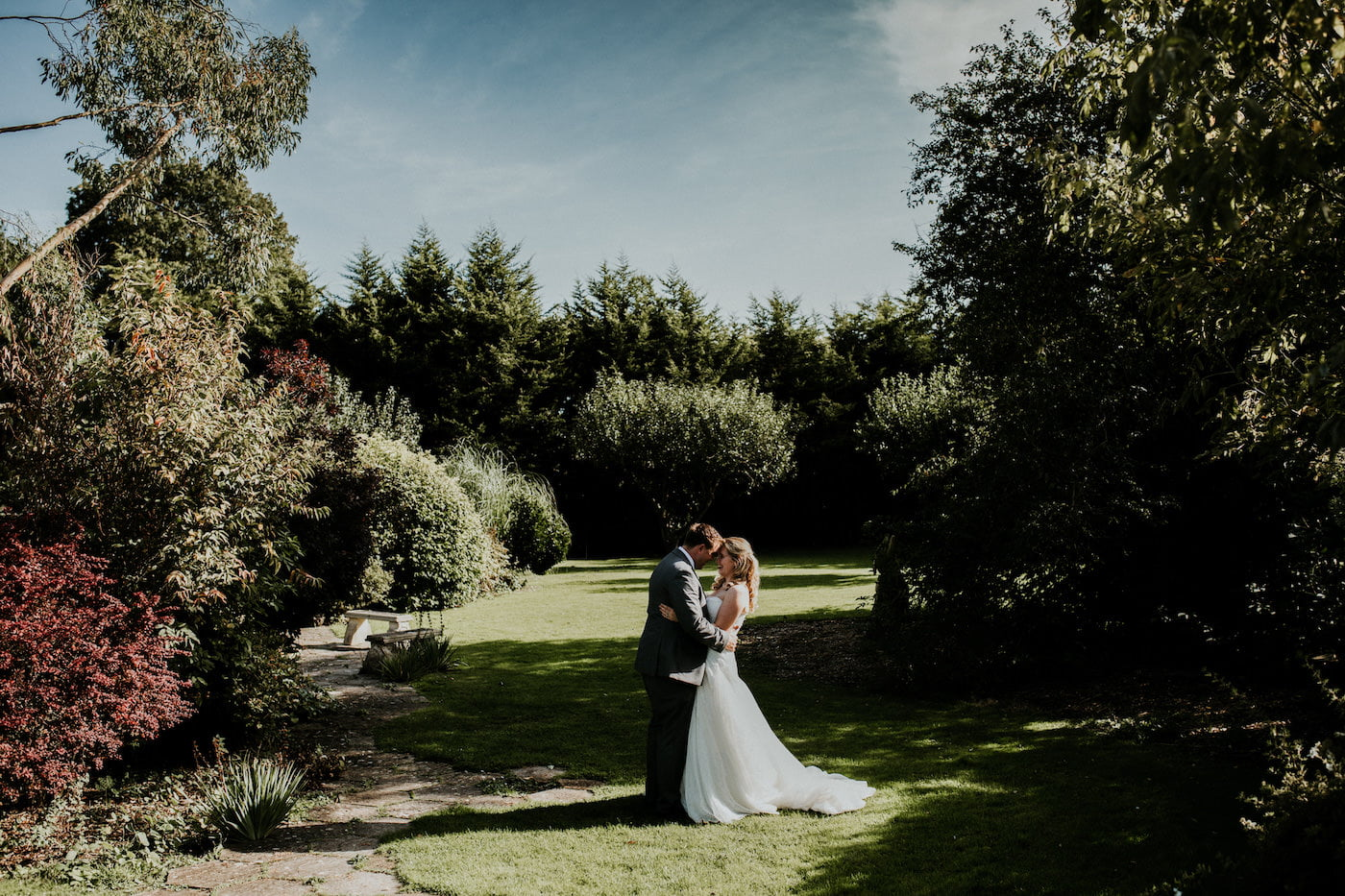 Alex and Jen, Widbrook Grange, Wiltshire 10
