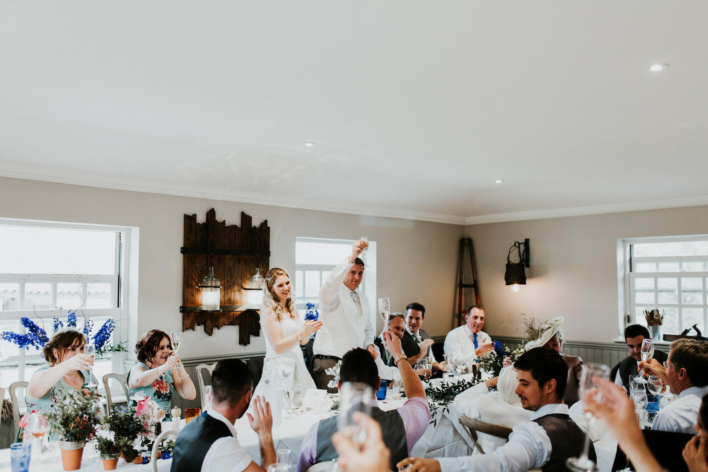 Alex and Jen, Widbrook Grange, Wiltshire 9